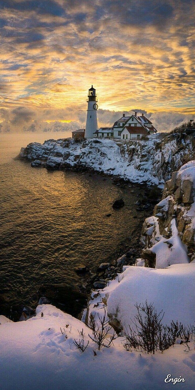 Pin by Aase on Deniz Feneri | Beautiful lighthouse