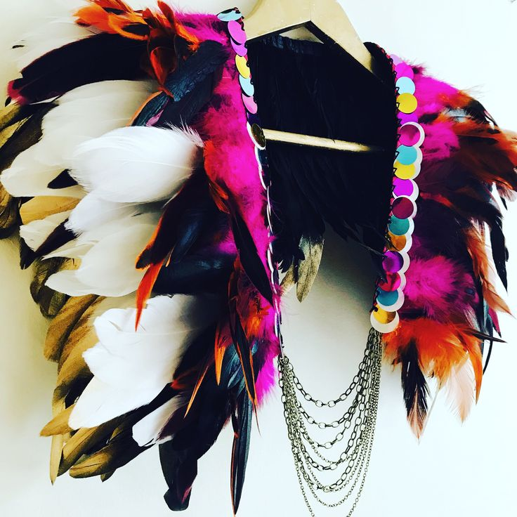 Sequin and feather disco festival capelet, sequin feather collar, festival feather cape, Burning Man clothing, feather collar, glastonbury by feathersandthreaduk on Etsy