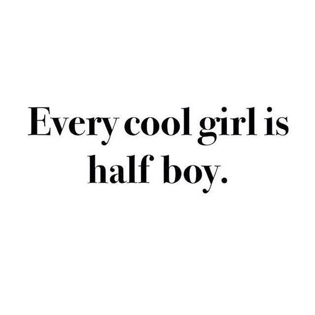 Every cool girl #blanc #blanccomm @blanccomm