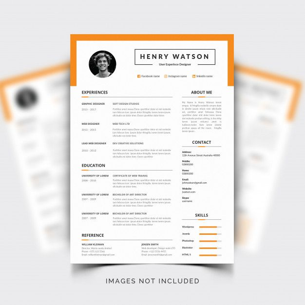 Download Modern Curriculum For Free Modern Resume Template Free Downloadable Resume Template Resume Template Free
