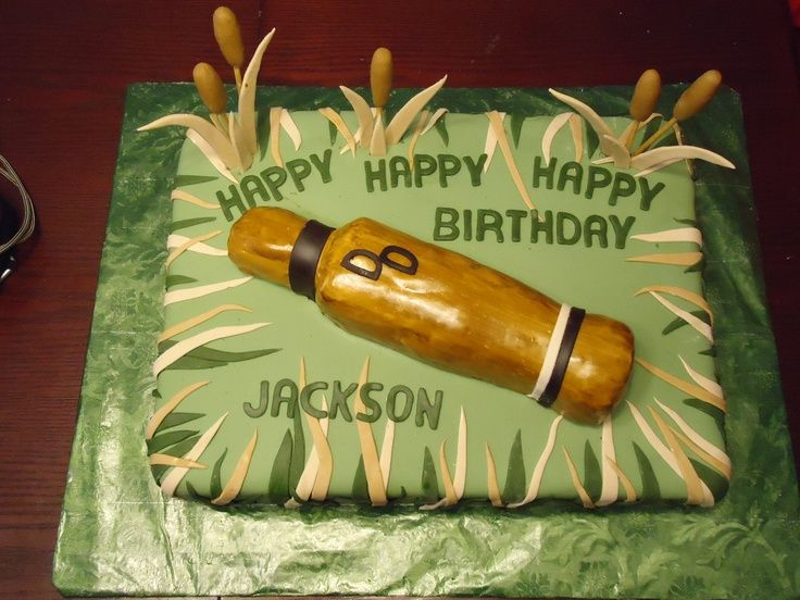 Duck Dynasty Birthday Cake | Recipes