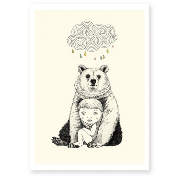 1000 id es sur le th me dessin ours sur pinterest dessin lapin dessin et poster enfant. Black Bedroom Furniture Sets. Home Design Ideas