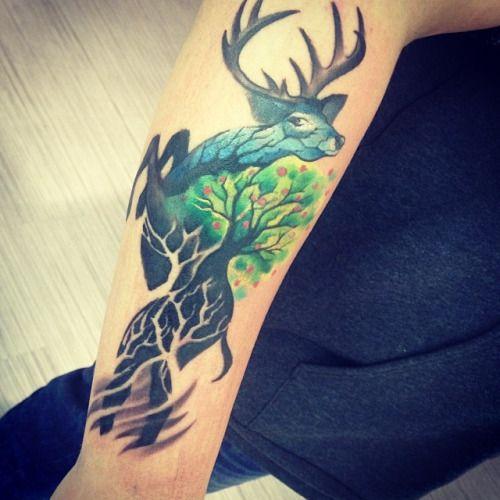 26 Deer Tattoos: 44 Best *Legs* Images On Pinterest