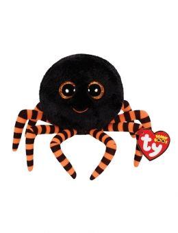 Crawly Spider Halloween Beanie Boo