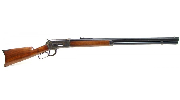 Winchester 1886 .45-90 caliber rifle. - Winchester - Model 1886 - Winchester Rifles - Winchesters
