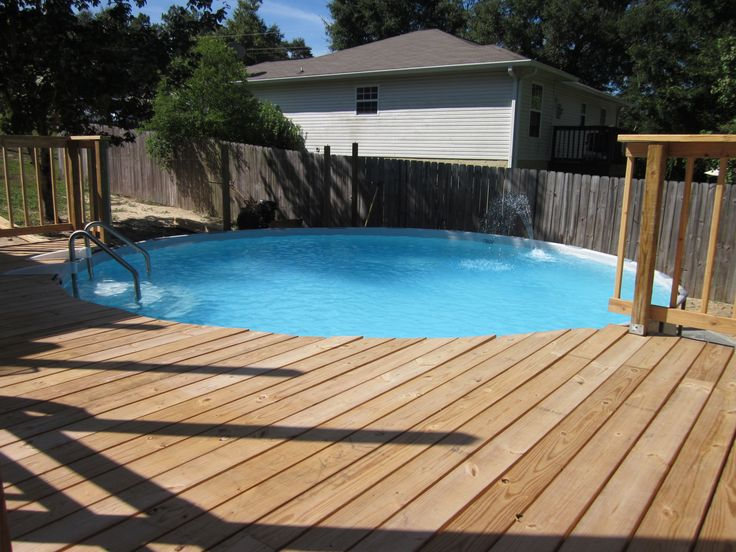 102 best pool side images on pinterest swimming pools for Best looking above ground pools