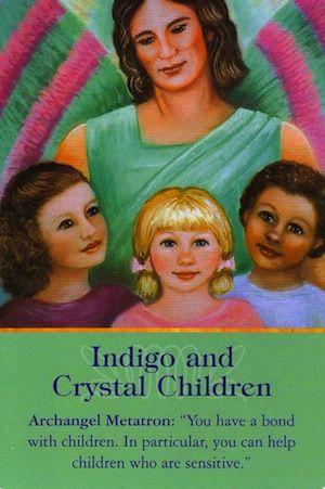Free Angel Card Reading from Archangel Metatron