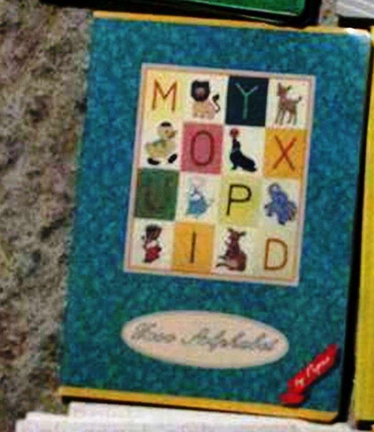 PIGNA quaderno piccolo da collezione s 80 con alfabeto
