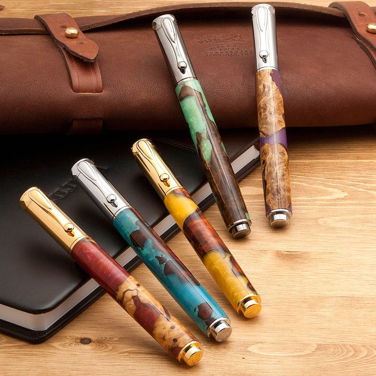 Fiji fusion pen blanks pens and projects pinterest for Markers for wood crafts