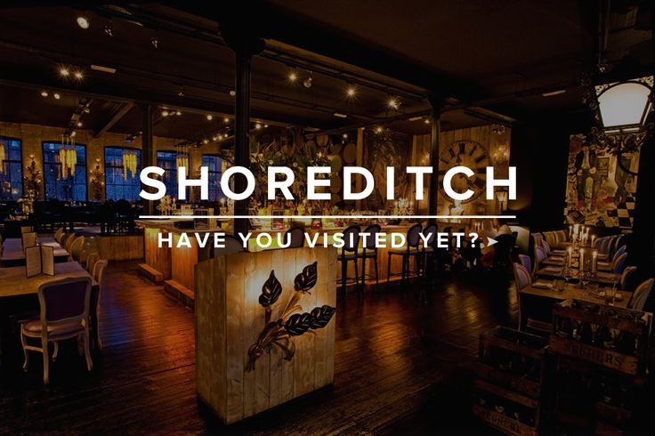 Beach Blanket Babylon Shoreditch - Have you visited yet?
