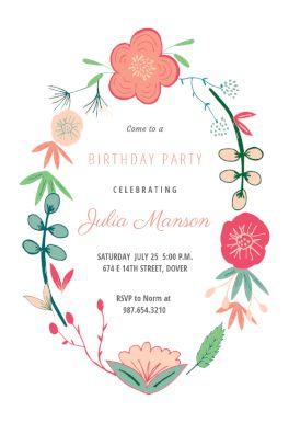 free invite templates
