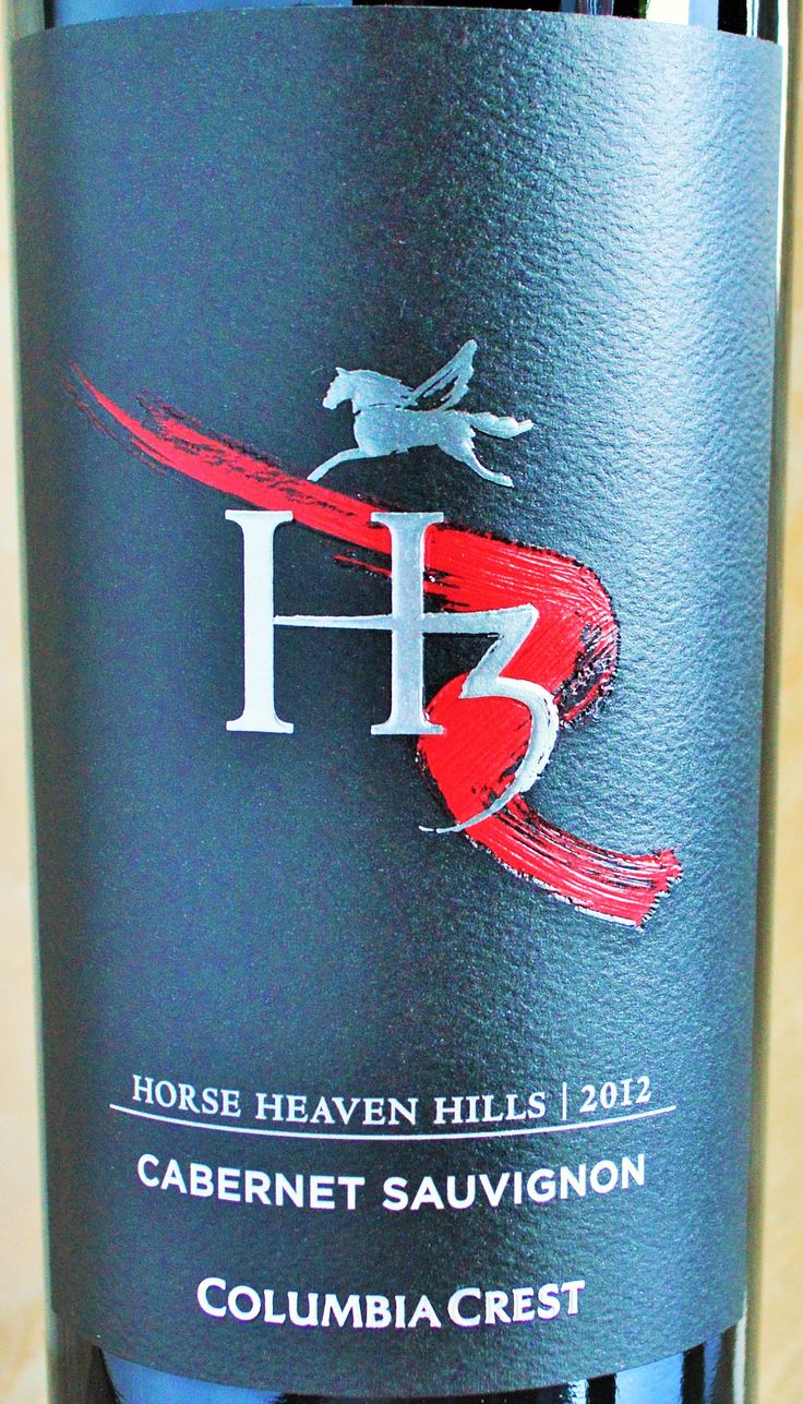 Columbia Crest H3 Cabernet Sauvignon Horse Heaven Hills | Costco Wine | Best Red Wines Under $20 | Reviewed by @TheFermtdFruit