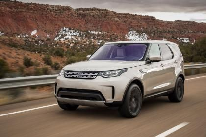 Nice Land Rover 2017: New Land Rover Discovery SD4 2017 review... Check more at http://24cars.top/2017/land-rover-2017-new-land-rover-discovery-sd4-2017-review/