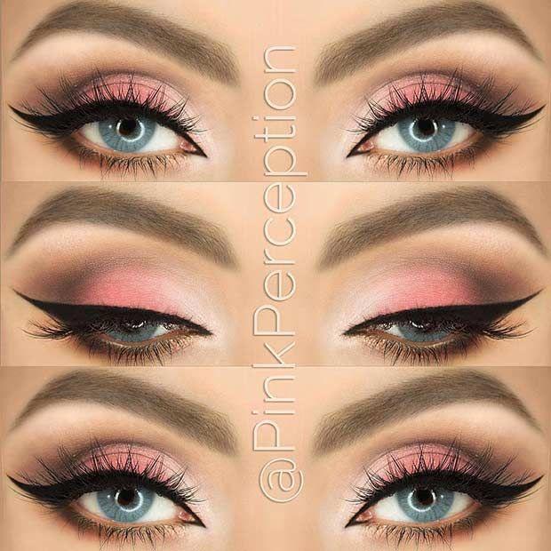 easy eye makeup for halloween
