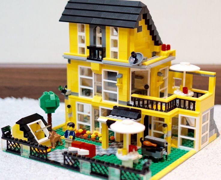 1242 besten lego city bilder auf pinterest lego modular. Black Bedroom Furniture Sets. Home Design Ideas