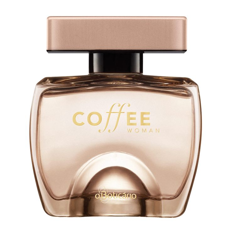 Coffee Woman Des. Colônia, 100ml - O Boticario