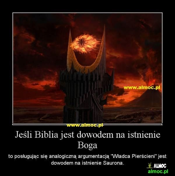 A Harry Potter na istnienie Voldemorta, Dumbledora i Hogwartu