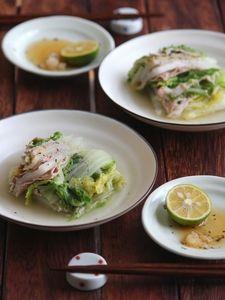 豚と白菜の重ね蒸し by 栁川かおり | レシピサイト「Nadia | ナディア」プロの料理を無料で検索