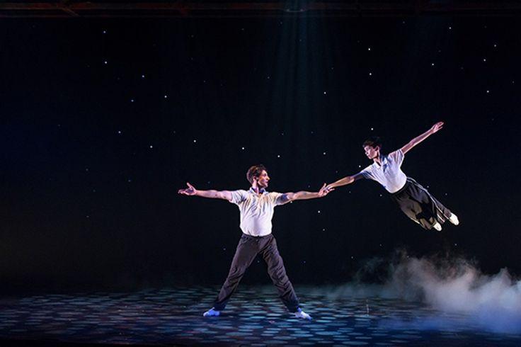 Billy Elliot | Drury Lane Oakbrook Terrace | Theater & Performance | Chicago Reader