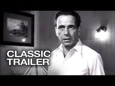 Key Largo Official Trailer #1 - Humphrey Bogart Movie (1948) HD - YouTube