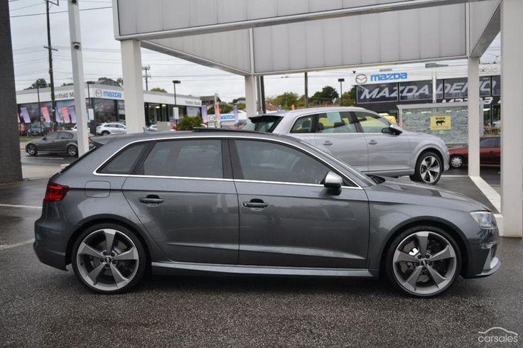 2016 Audi RS3 Auto quattro MY16