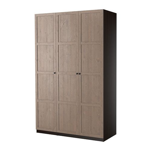 PAX Wardrobe with interior organizers IKEA