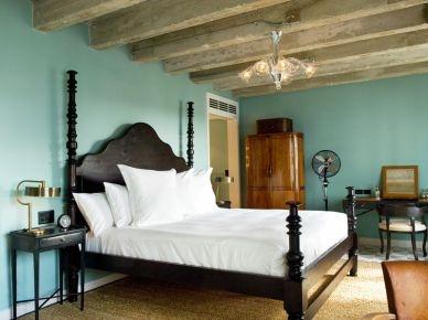 Soho Beach House Miami, winner of the Fodor's 100 Hotel Awards for the New & Noteworthy category #travel
