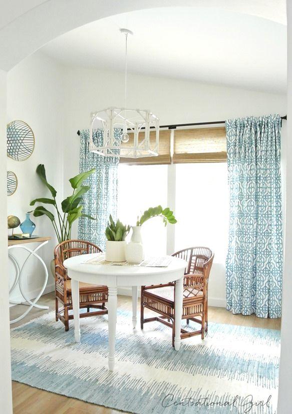 tratamientos azul y blanco terraza acristalada y ventanas