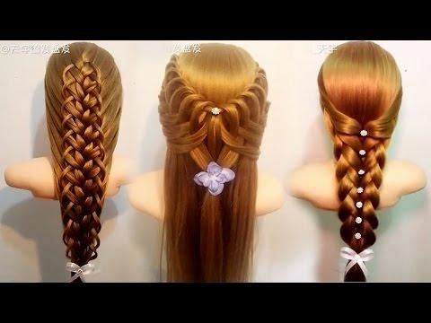 Hairstyles For Long Hair  Hairstyles Tutorials Compilation March 2017