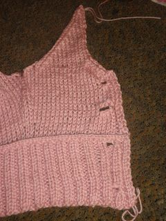 Rae's of Sunshyne: Knitty Gritty - Short and Chic Cardi