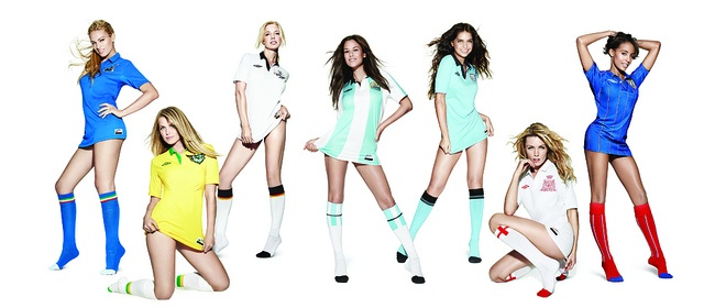 World Champions Collection - The Girls by umbrofootball, via Flickr
