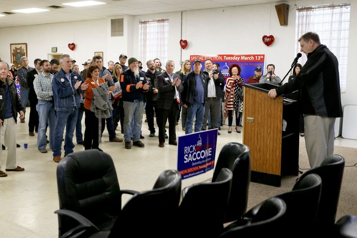 ANXIETY IN #PENNSYLVANIA: #Republican candidate struggles with #campaign basics...