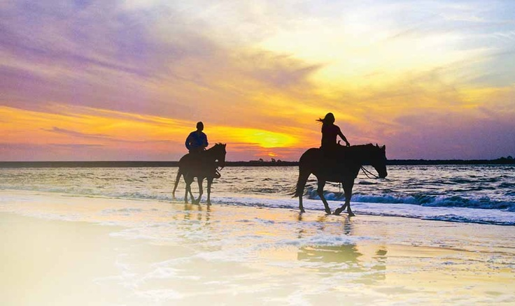 Amelia Island: 13-mile-long barrier island that has morphed into a luxury golf and spa haven.  #ameliaisland #florida #wheretraveler