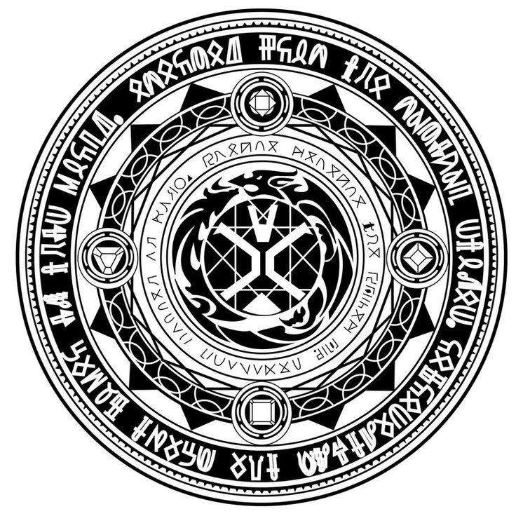 Kamen Rider Wizards Magic Circle by Isamu00