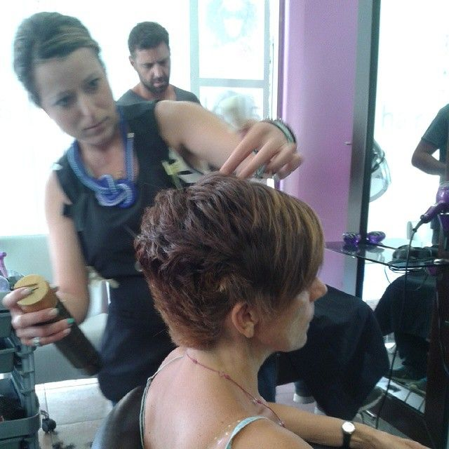#Romylos #hairdressing #short