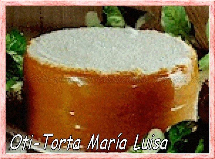 Torta Maria Luisa con relleno de ciruelas pasas y vino tinto
