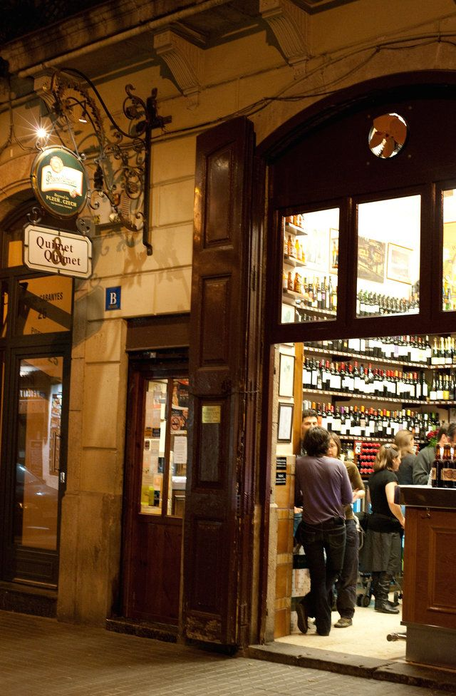 12 most essential bars in BCN #barcelona