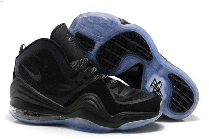 Shopping Online Air Penny Hardaway 5 V Mens Shoes Discount 2013 Black