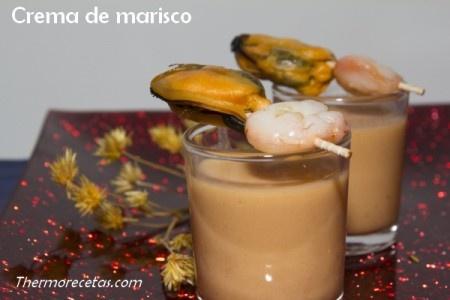 Cremas de Mariscos Thermomix