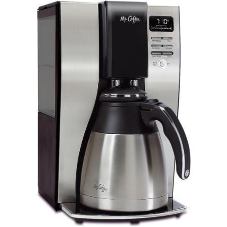 Mr. Coffee 10-Cup OptimalBrew Thermal Coffee Maker, BVMC-PSTX91-WM - Walmart.com