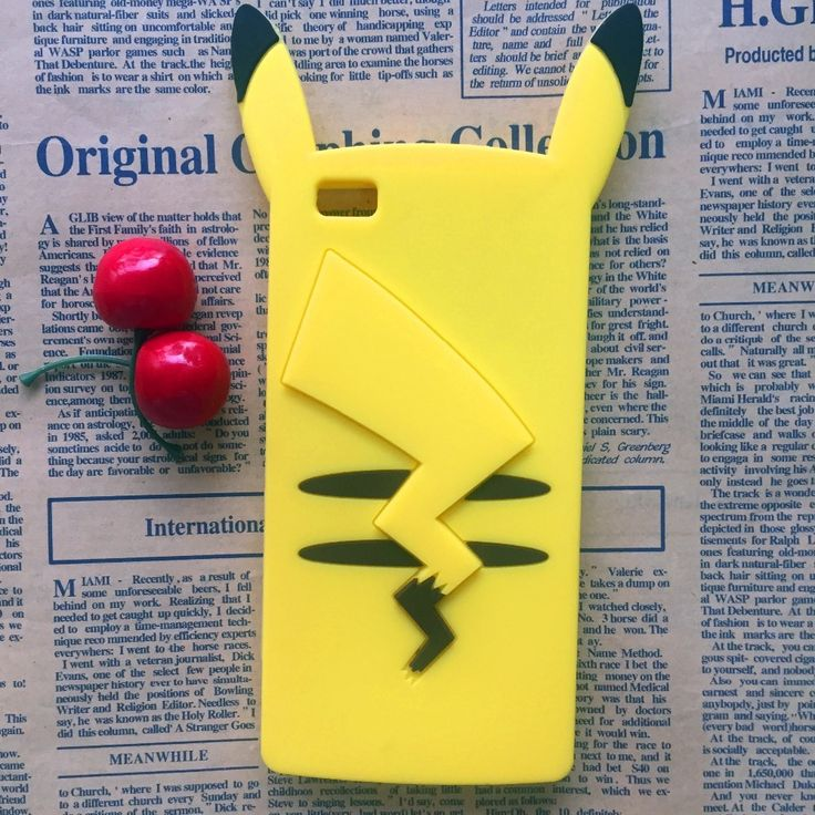 Cute Pocket Monsters 3D Cartoon Pokemon Pikachu Case Soft Silicone Back Cover For Huawei P8 P8 Lite P8lite/P8 mini