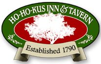Ho-Ho-Kus Inn & Tavern, Ho-Ho-Kus The tavern room in this lovingly restored 18th-century mansion has four flat-screen TVs, a working fireplace, and six craft selections on tap—including the Inn's own Tavern Ale, custom brewed by Cricket Hill. There are always at least seven more choices in the bottle. You can also enjoy your brew in the cozy library bar, on the outdoor bluestone patio in the warm months, or in one of five dining rooms.