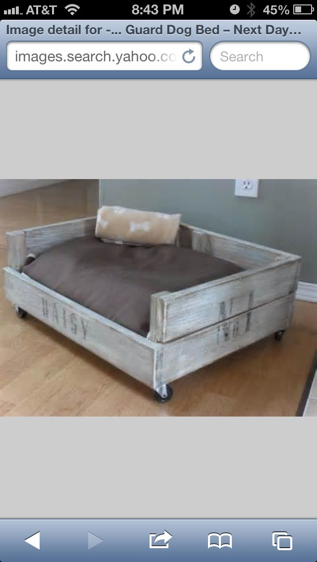 This Is It Dog Beds