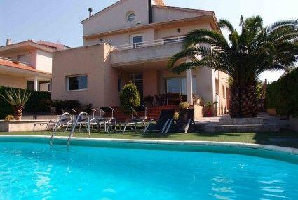 8 best Villas in Costa Dorada images on Pinterest Mansions, Villa