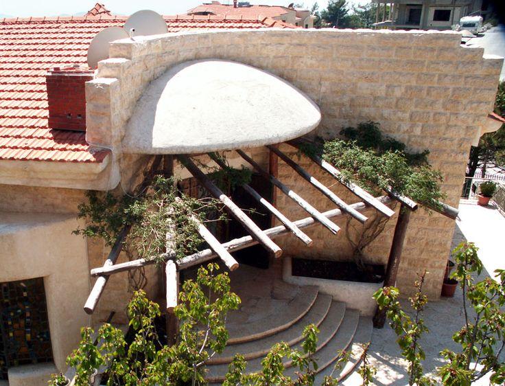 ARK - KASSAM   Architectural & Engineering Consultations   Projects   Villa in Slunfeh,Latakia