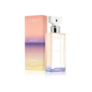 Eternity Summer 2015 Calvin Klein perfume - a new fragrance for women 2015