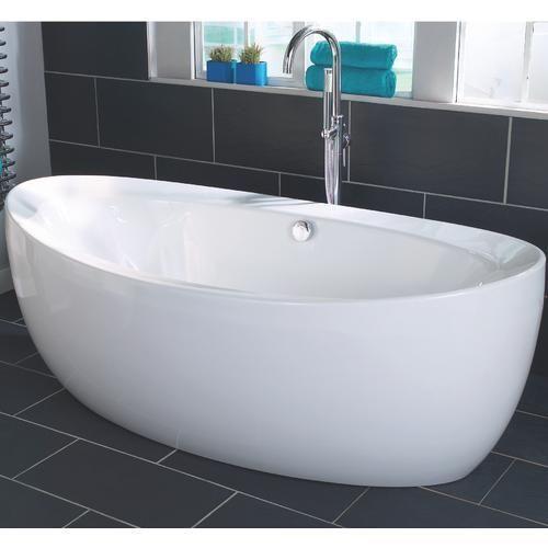 Contemporary Freestanding Bath - Bath Tub Units - Baths -Bathrooms - Wickes