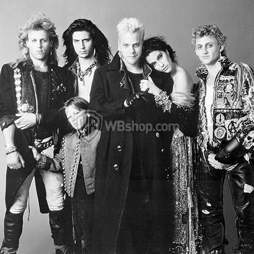 the lost boys  cast publicity shot from the wb photo