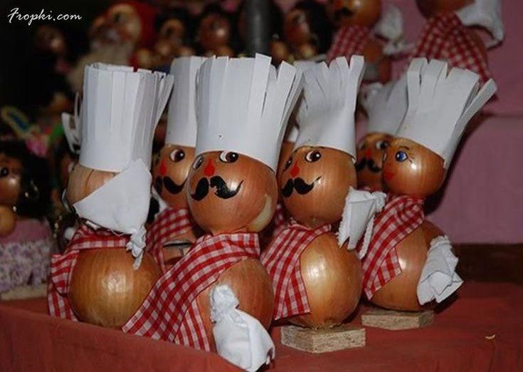 Art on onion