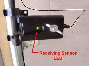 17 Best Images About Garage Door Sensors On Pinterest